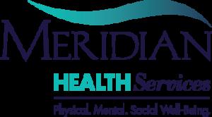 Meridian Health Services. Logo.