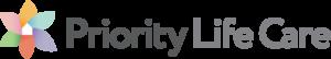 Priority Life Care. Logo.