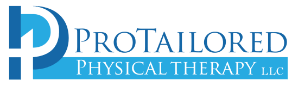 Pro Tailored Physical Therapy. Logo.