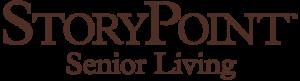 StoryPoint Senior Living. Logo.