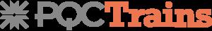 PQC Trains. Logo.