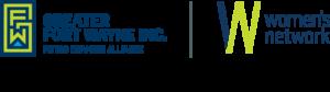 Greater Fort Wayne Inc. Women's Network. Logo.